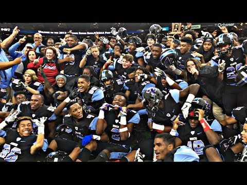 "Zachary (12-2) vs Hahnville (12-2) ""5A State Championship"""