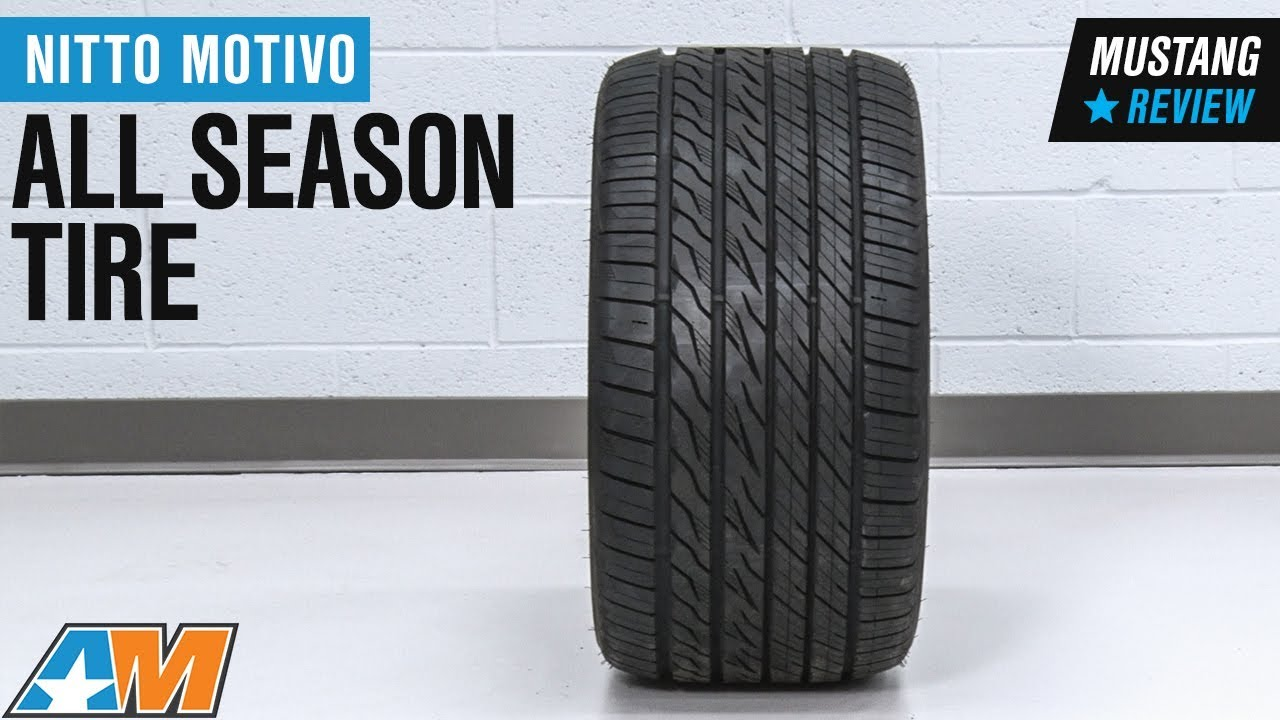 1979 2018 Mustang Nitto Motivo All Season Tire 17 20 Review Youtube