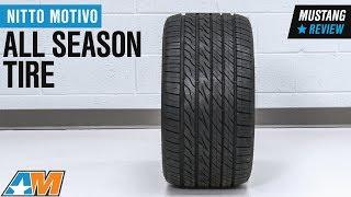 "1979-2018 Mustang NITTO Motivo All Season Tire (17-20"") Review"