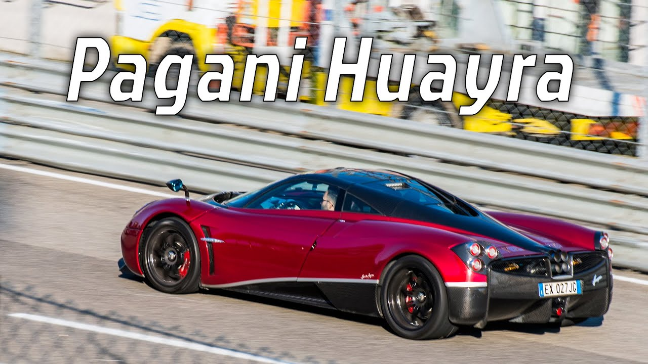 Pagani Huayra Transformers - Full HD - YouTube
