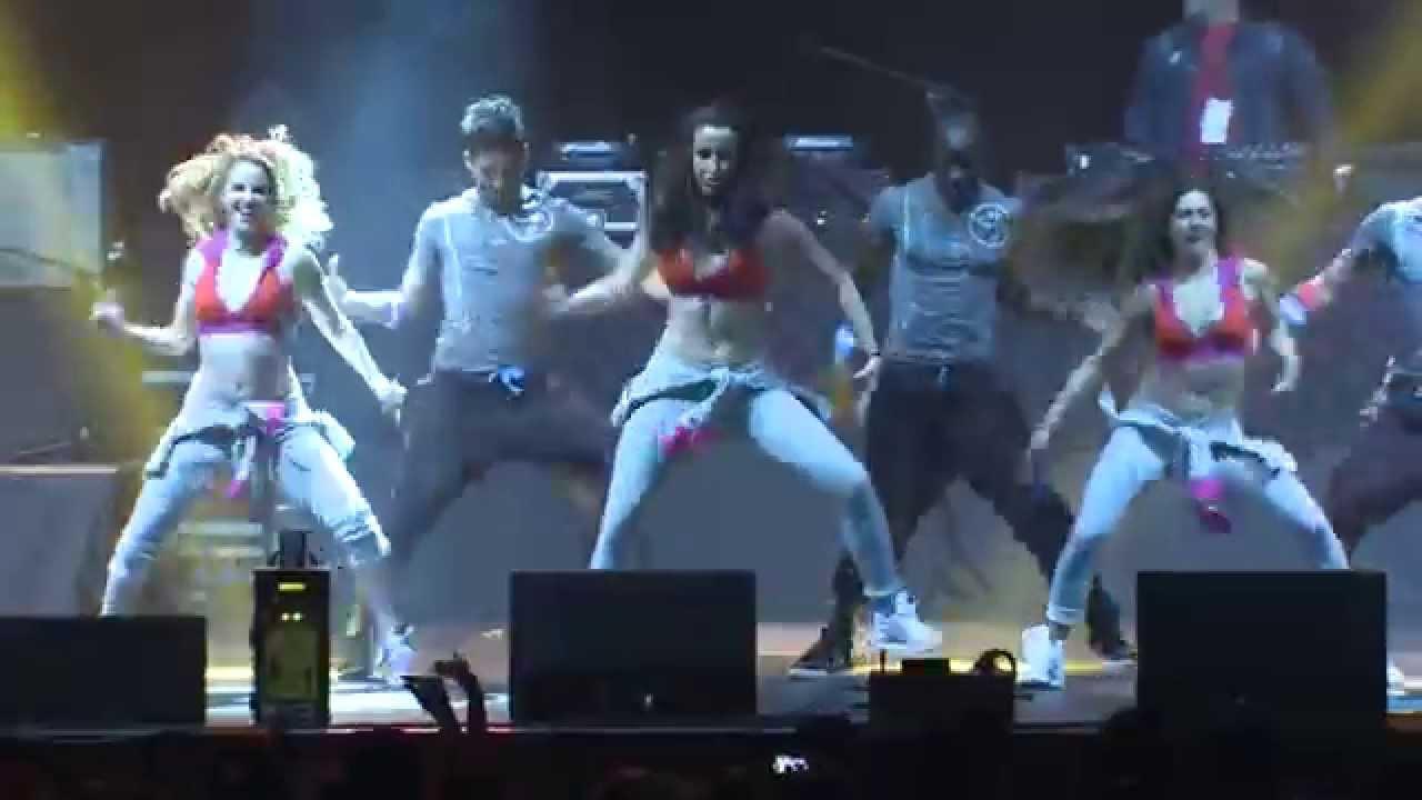 Zumba® Show au Zénith (Paris) by Alix - Reggaeton All Stars