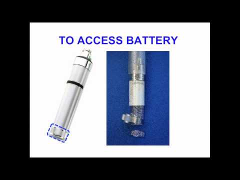 How to Replace the Welch Allyn 71000-A NiCad Battery