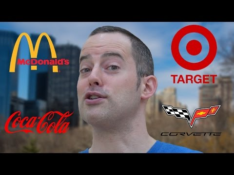 Slang Names For Famous American Brands - With Pronunciations