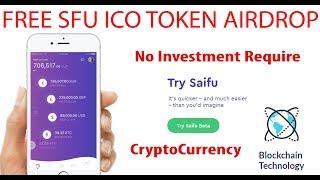Free SFU Token Airdrop | SAIFU | Free Crypto Tokens - SFU Token Airdrop
