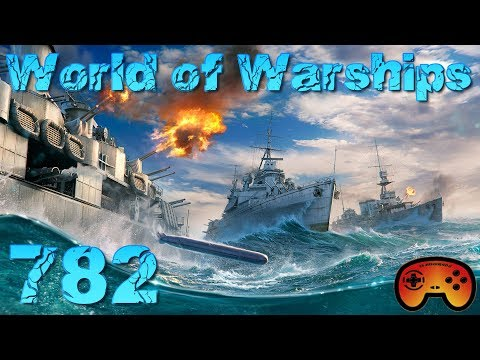 20.000 EP easy! #782 World of Warships - Gameplay German/Deutsch World of Warships