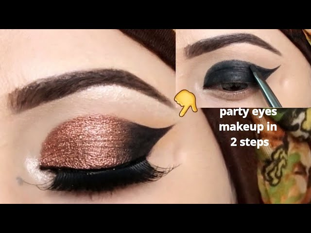 Barat Easy And Simple Eye Makeup