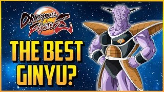 DBFZ ▰ Top Tier Ginyu Vs Awesome Vegito 【Dragon Ball FighterZ】
