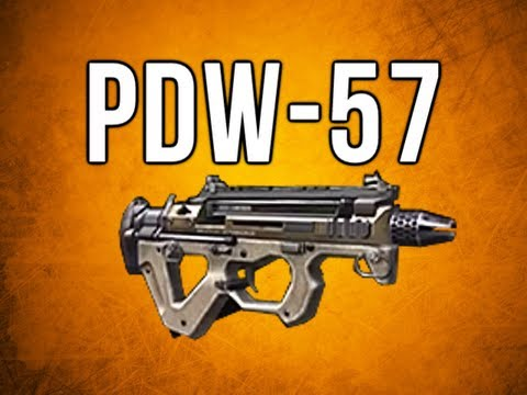 Black Ops 2 In Depth - PDW-57 SMG Review