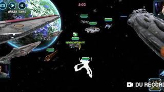 Swgoh Nego no HT vs Rebel Fleet