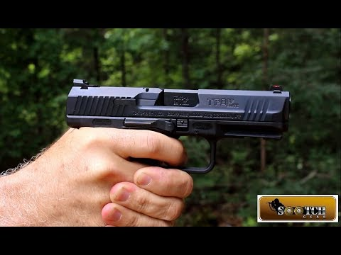 Canik TP9sf Elite ONE Pistol Review
