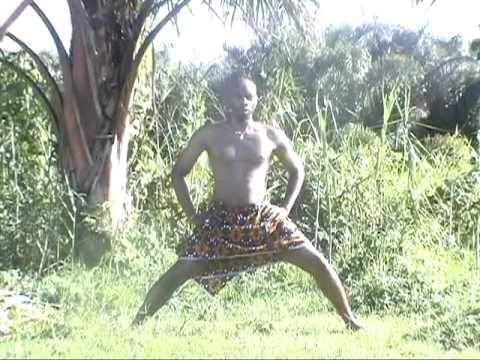 African Yoga HUDU - Hip Rotations