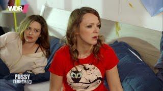 Mit Katrin Bauerfeind im Bett - PussyTerror TV