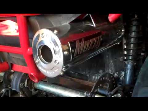 RZR170Muzzy exhaust2 mov
