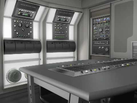 Lost in Space - Jupiter 2 Re-Creation - Lower Deck Test ...