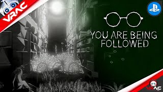 You Are Being Followed, Gameplay PS VR sans parole
