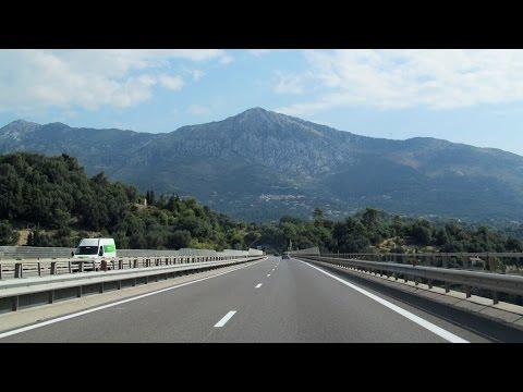 Italy & France: A8 Ventimiglia - Monaco - Nice