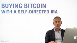 Buying Bitcoin With A Self-Directed IRA