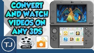 Convert And Watch Videos On Any 3DS!