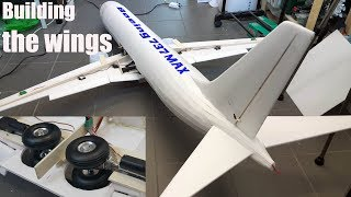Video Boeing 737 MAX-8 RC airplane DIY project P-3/ building the wings download MP3, 3GP, MP4, WEBM, AVI, FLV Agustus 2018