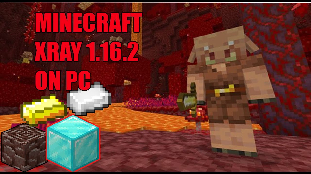 Minecraft Xray Pack 11.111.11 Tlauncher - YouTube