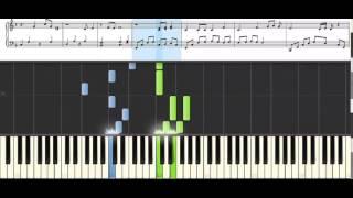 Kiroro - Nagai Aida (piano synthesia)