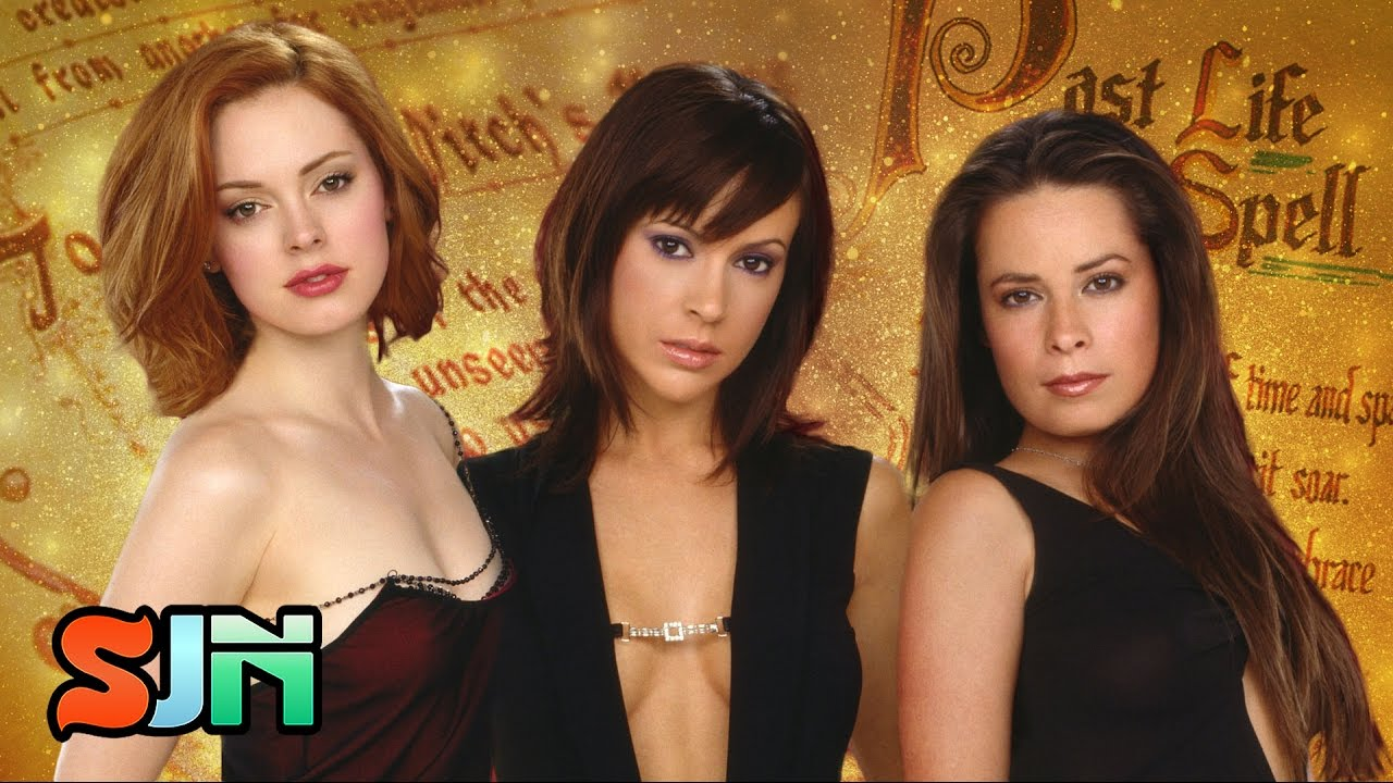 Charmed tv show redhead