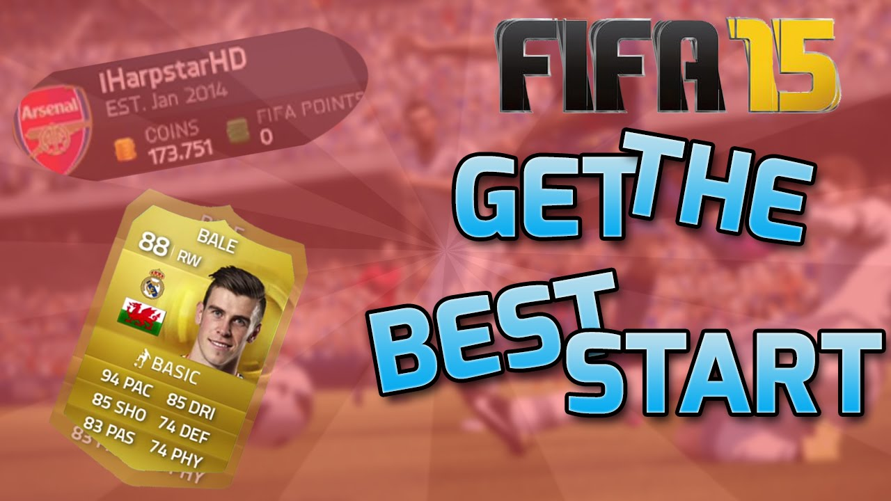 FIFA 15 Ultimate Team - HOW TO GET OFF TO THE BEST START - TOP 5 TIPS (Web App)