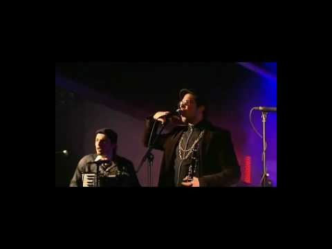 Flying Orkestar - Interview et extraits live