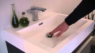 Fvn8058bw - Fresca Alto Black Modern Bathroom Vanity W/ Medicine Cabinet