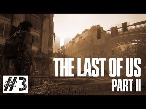 Видео: Ужасное прохождение TLOU part 2 (PS4 Pro) 3 Серия