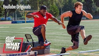 Download Track & Field with James Van Der Beek and Kevin Hart Mp3 and Videos