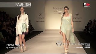 Pineda Covalin Spring Summer 2013 Mbfw Mexico Fashion Channel Youtube