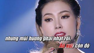 Karaoke | Lk Tạ Từ Trong Đêm - Hoa Hậu Kim Thoa | Tone Nữ