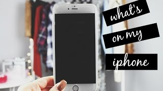 what's on my iphone 6 plus? + KIMOJI app review!