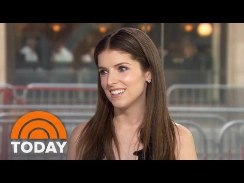 Anna Kendrick Talks 'Trolls,' All Her Singing Roles In Movies | TODAY