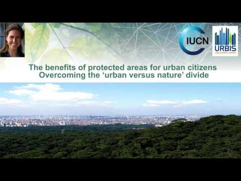 URBIS Dialogue 12: Connecting cities and their natural area regional networks of green spaces