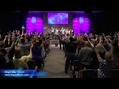 """I Will Restore Your Deliverers"" with Dr. Brian Simmons 9am Service 8.6.17"