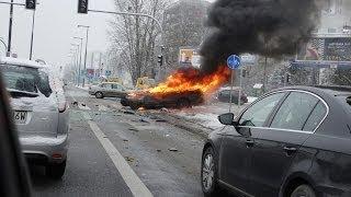 Repeat youtube video 【~衝撃~世界の交通事故 2013】 世界を震撼させた交通事故集 PART1 HD