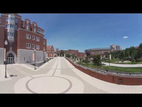 University of Tennessee 360 campus video - July 2017