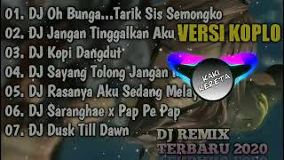 DJ TERBARU 2021 - DJ TIKTOK TERBARU 2021 - DJ VIRAL TERBARU 2021 - DJ oh bunga