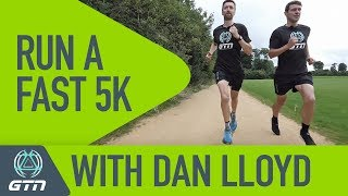 How To Run A Fast 5k With GCN's Dan Lloyd