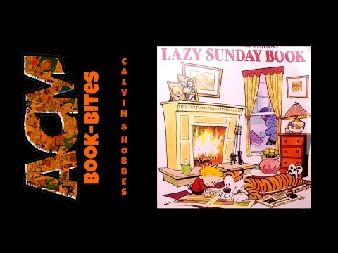 Calvin & Hobbes Lazy Sunday Book