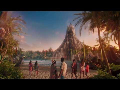 Universals Volcano Bay Orlando 2017 con Aereo