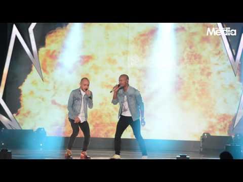 Persembahan Black & Tomok di Anugerah Melodi 2016