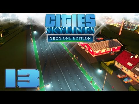 CITIES: SKYLINES | Ring Ring #13 | XBOX ONE