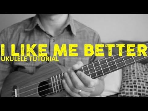 I Like Me Better - Lauv - EASY Ukulele Tutorial - Chords - How To Play