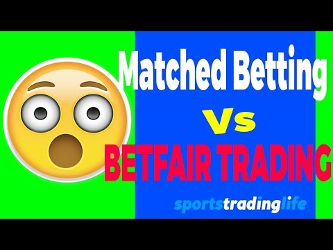 Why I QUIT Matched Betting for Betfair Trading [& Which Is Better?]