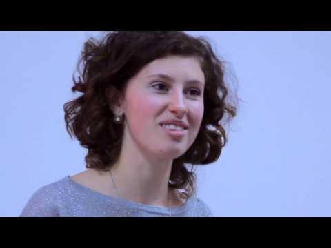 Diplomacy Kitchen: History Of One Person | Veranika Wisniewska | TEDxYouth@Hrodna