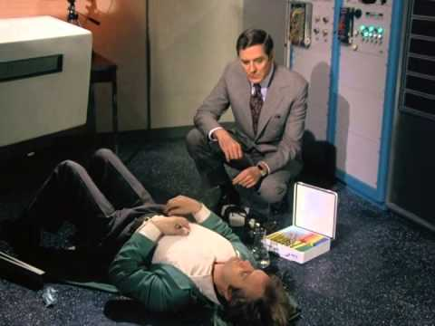 The Invisible Man 1975 | Season 1 Episode 12 | Power Play
