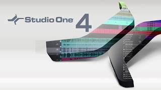 Studio One 4新機能紹介